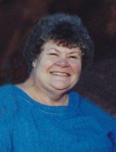 Edith Ann Barnum Hafen obituary.