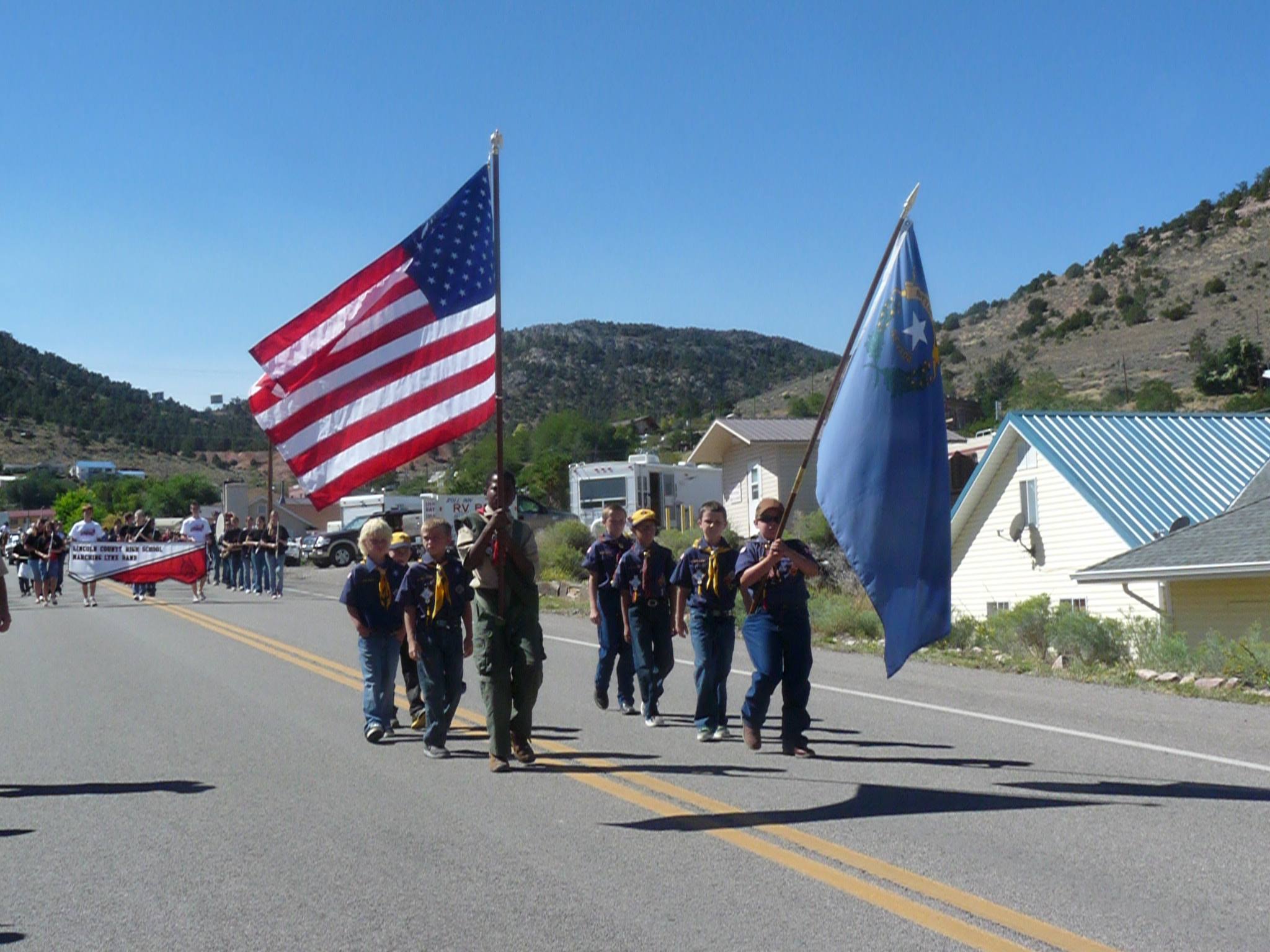 Pioche ready for annual Labor Day celebration