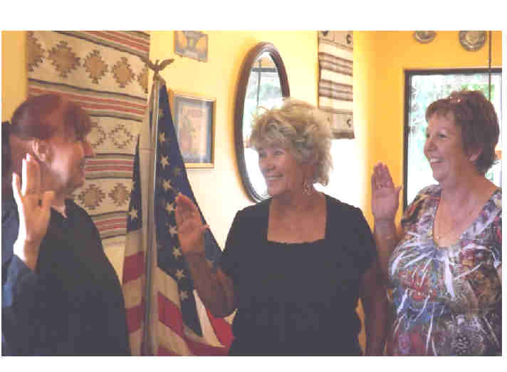 Retired Public Employees of Nevada swears in new president, secretary