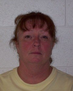 A former resident of Panaca and Caliente, 56-year old Jerri Rae Elliott, wanted for theft and forgery in Lincoln County, was arrested on a suspicion of DUI