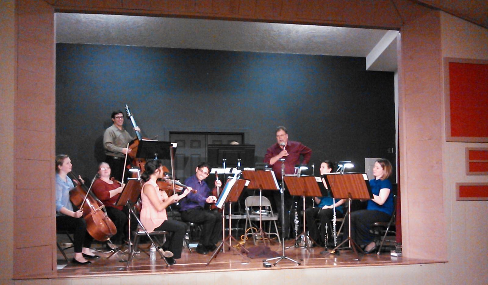 Thompson Opera House hosts traveling group