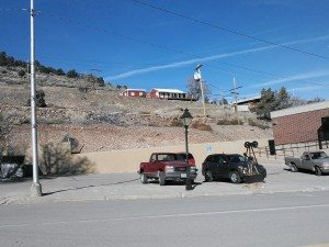 The Lincoln County Board of Highway Commissioners took up the question again of repairs to McCannon Street in Pioche as it runs along