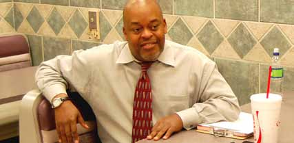 Congressional candidate Innis visits Alamo
