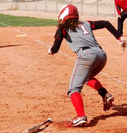 Lady Lynx cruise past Meadows