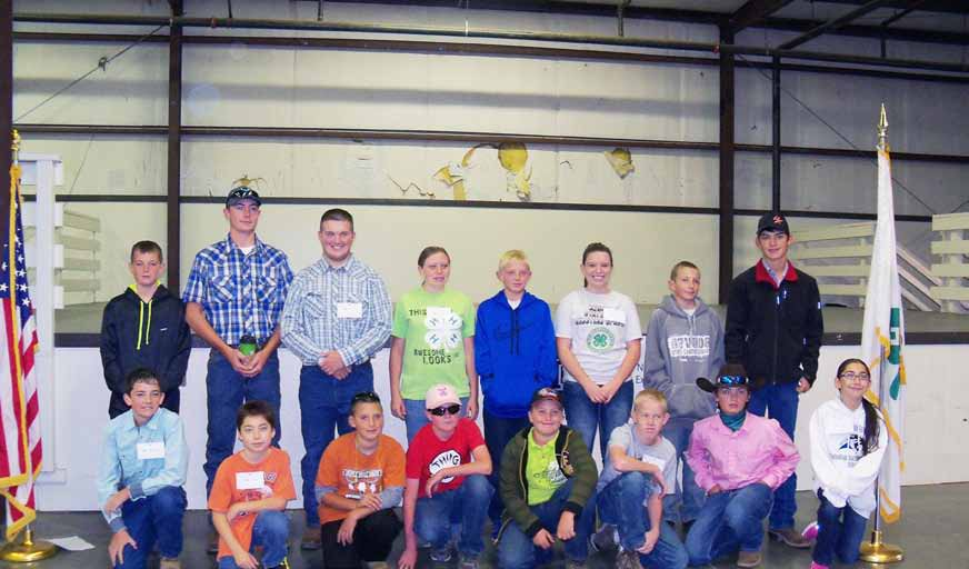 4-H Triumphant at Shooting Competition