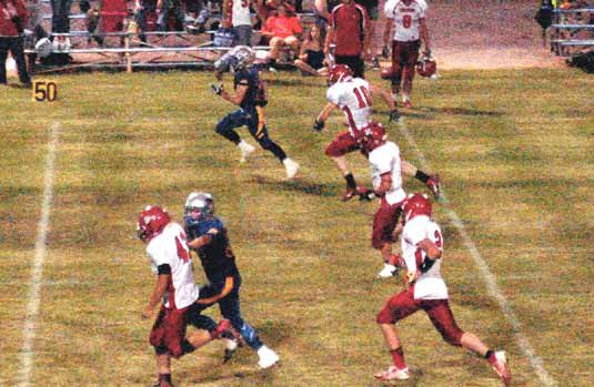 Panthers Extend Streak with Route of Tonopah