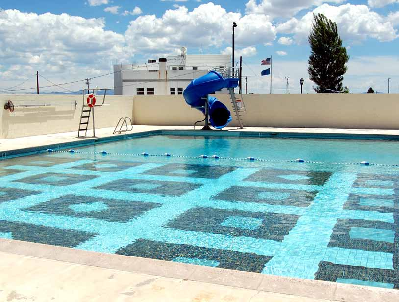 Pioche pool opens for summer season