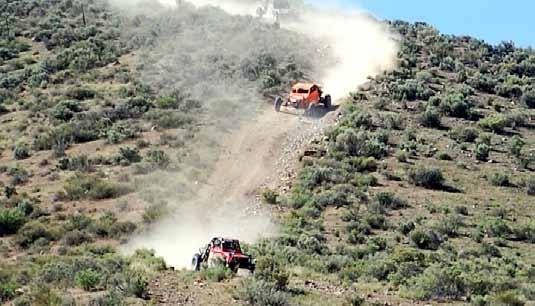 SNORE race has successful return to Caliente