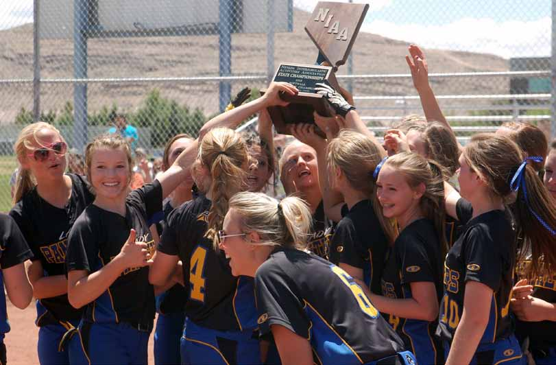 Thrice as Nice: Lady Panthers win third straight crown