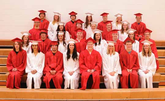 LCHS celebrates grads