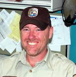 Vincent takes over as wildlife refuge manager