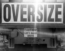 Oversize loads to continue driving on county highways