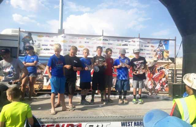 Silver Sate Trailblazers hold successful Panaca race