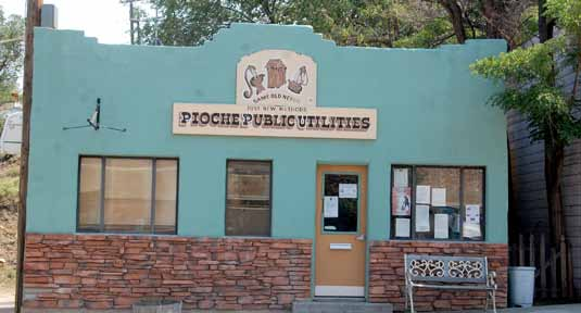Pioche Town Board requests power feasibility study
