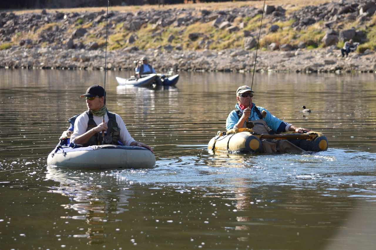 Anglers reel in nearly 50 trout at annual fly fishing event