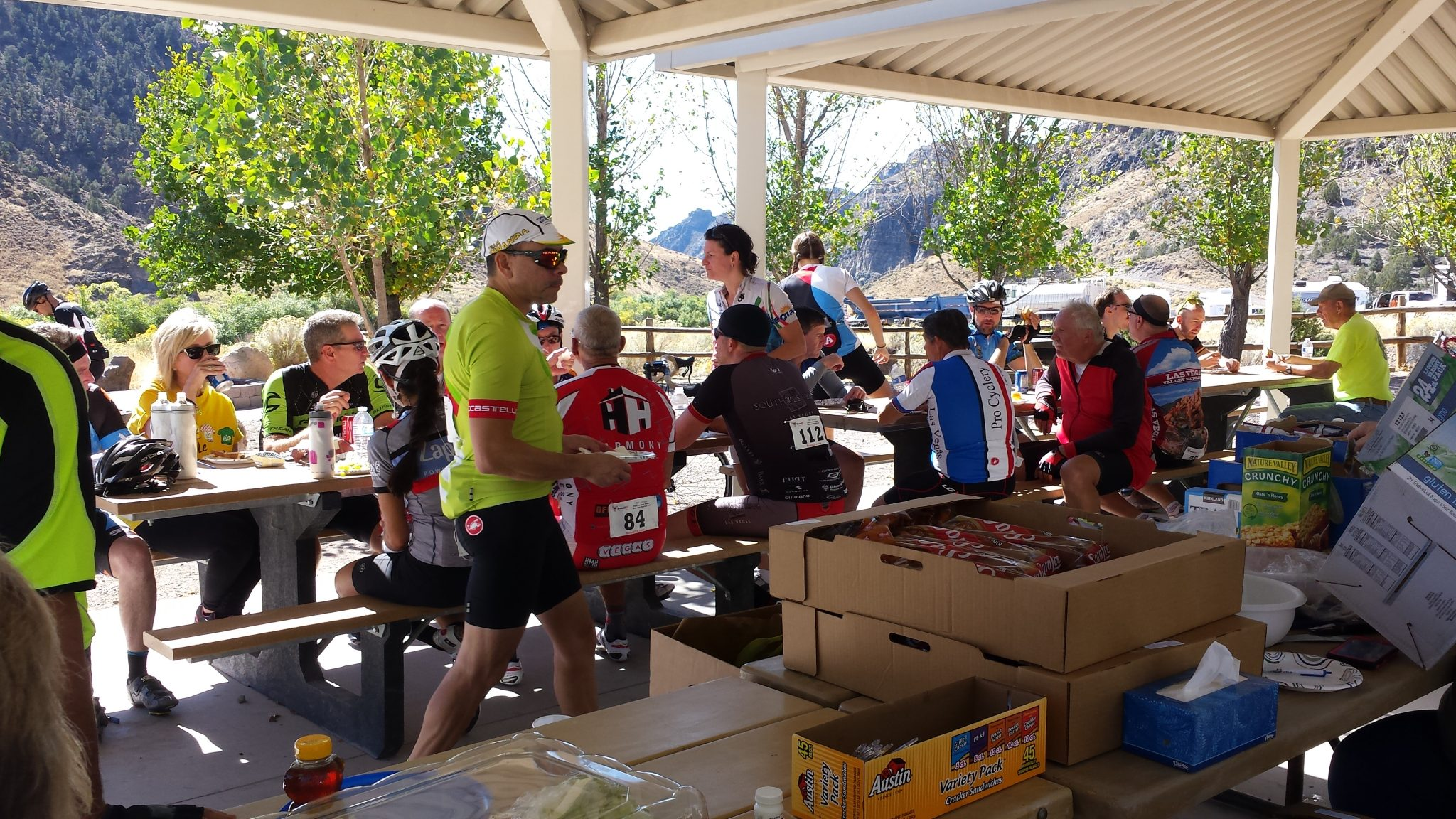 5th annual event draws more than 200 riders
