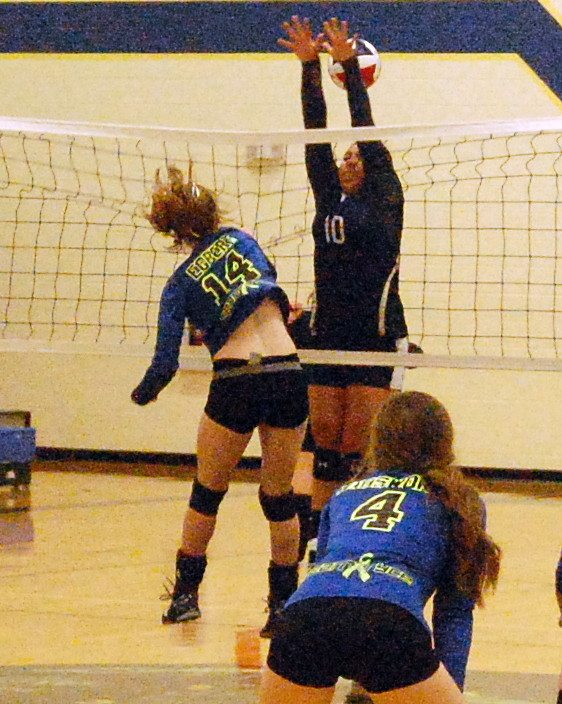Pahranagat Valley girls improve to 16-5 after sweep of Meadows