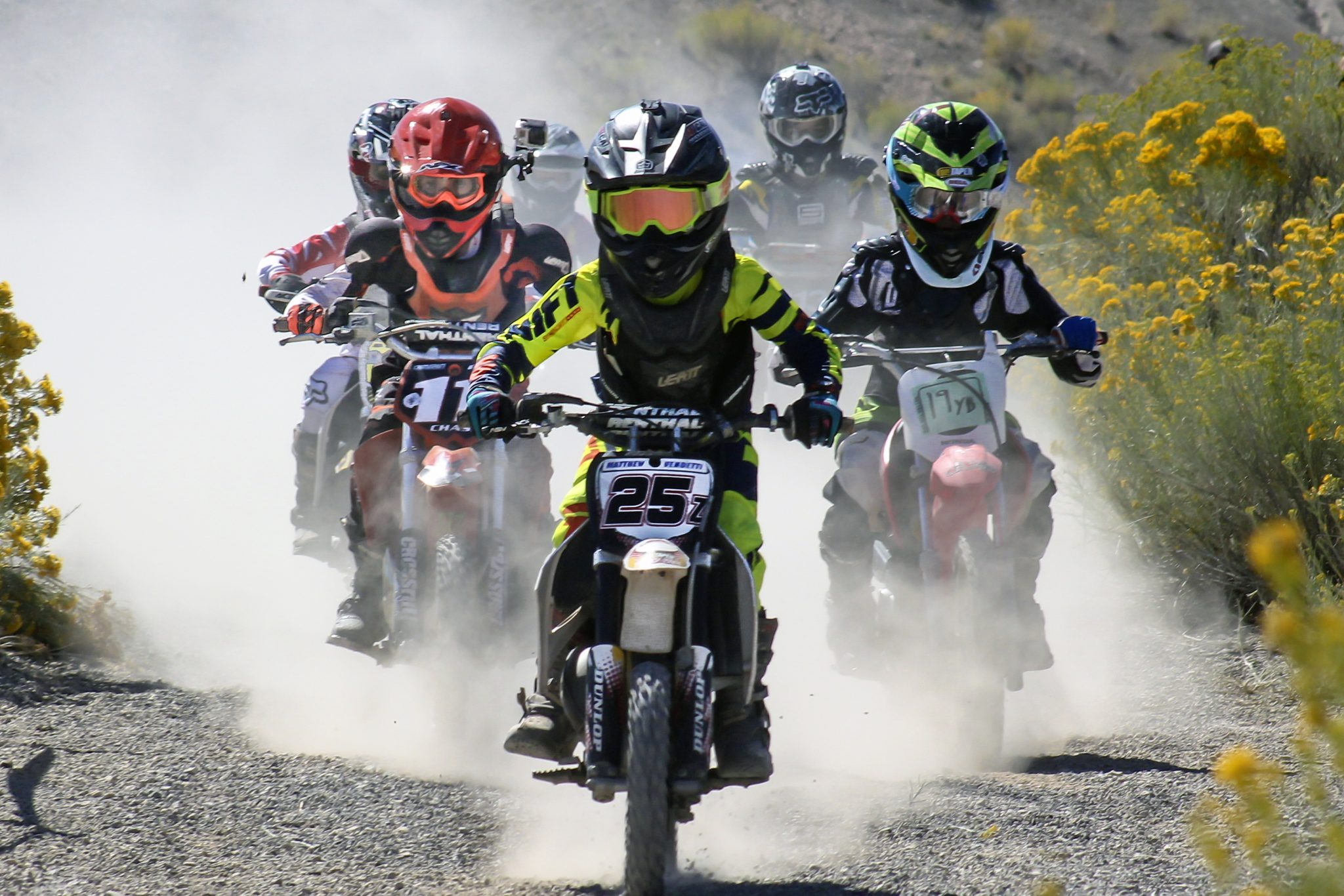 Racers compete in Pioche to honor 'P-Rob'