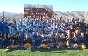 Pahranagat Valley Panthers - 2015 Division IV State Champions.