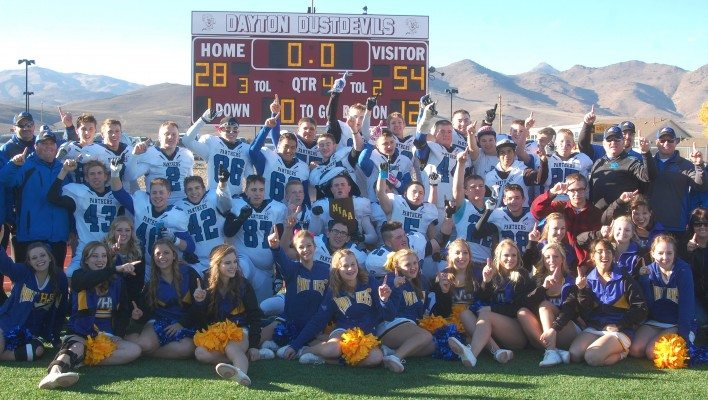 Panthers defend title, tie national 8-man record