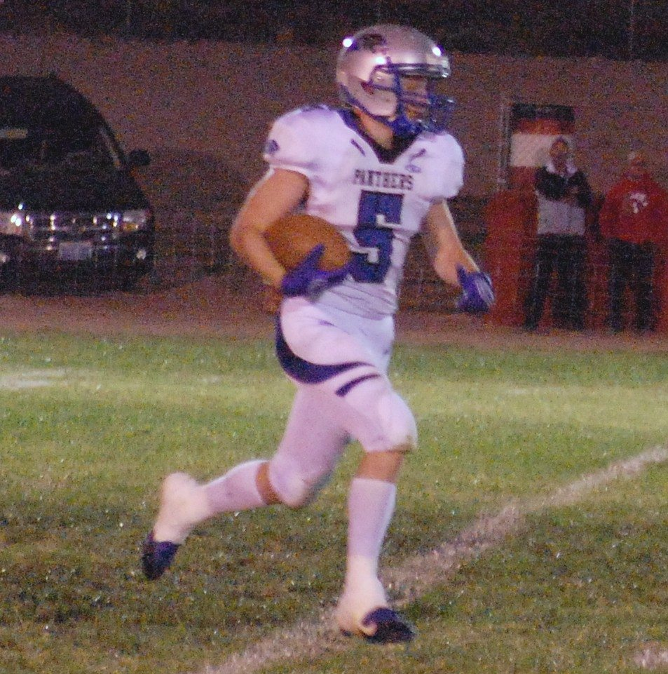 Ingram shines for Panthers in 62-14 win