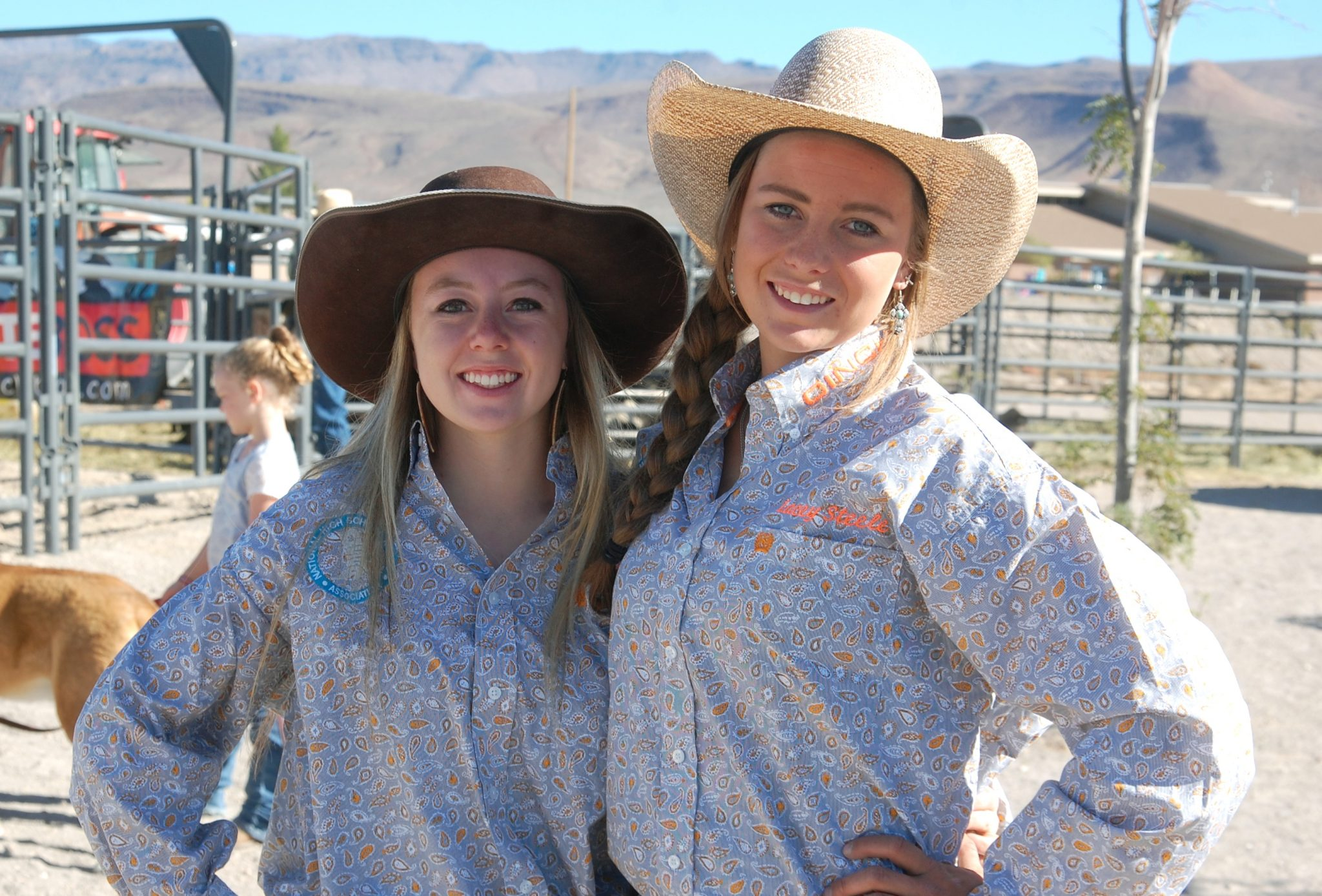 Love for rodeo stands out for two Alamo club members