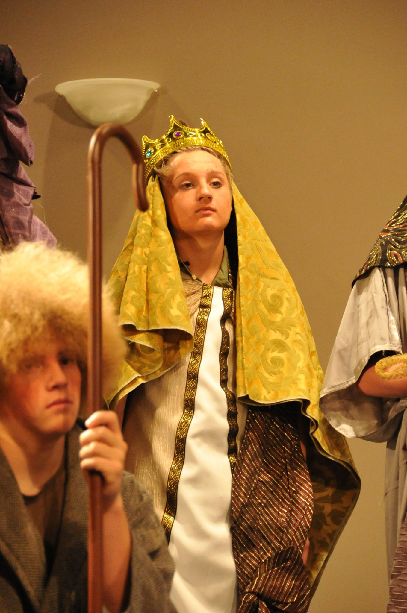 Theatre De Masque performs 'The Best Christmas Pageant Ever'