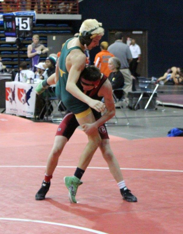 Lincoln wrestlers poised for a big year