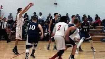 Lincoln knocks off White Pine