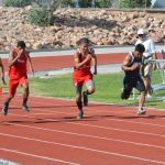 Lincoln athletes earn career bests at Boulder City