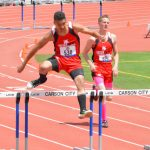 Lincoln track make strong showing at state