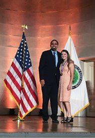 PVHS Grad Receives Presidential Scholarship Honor