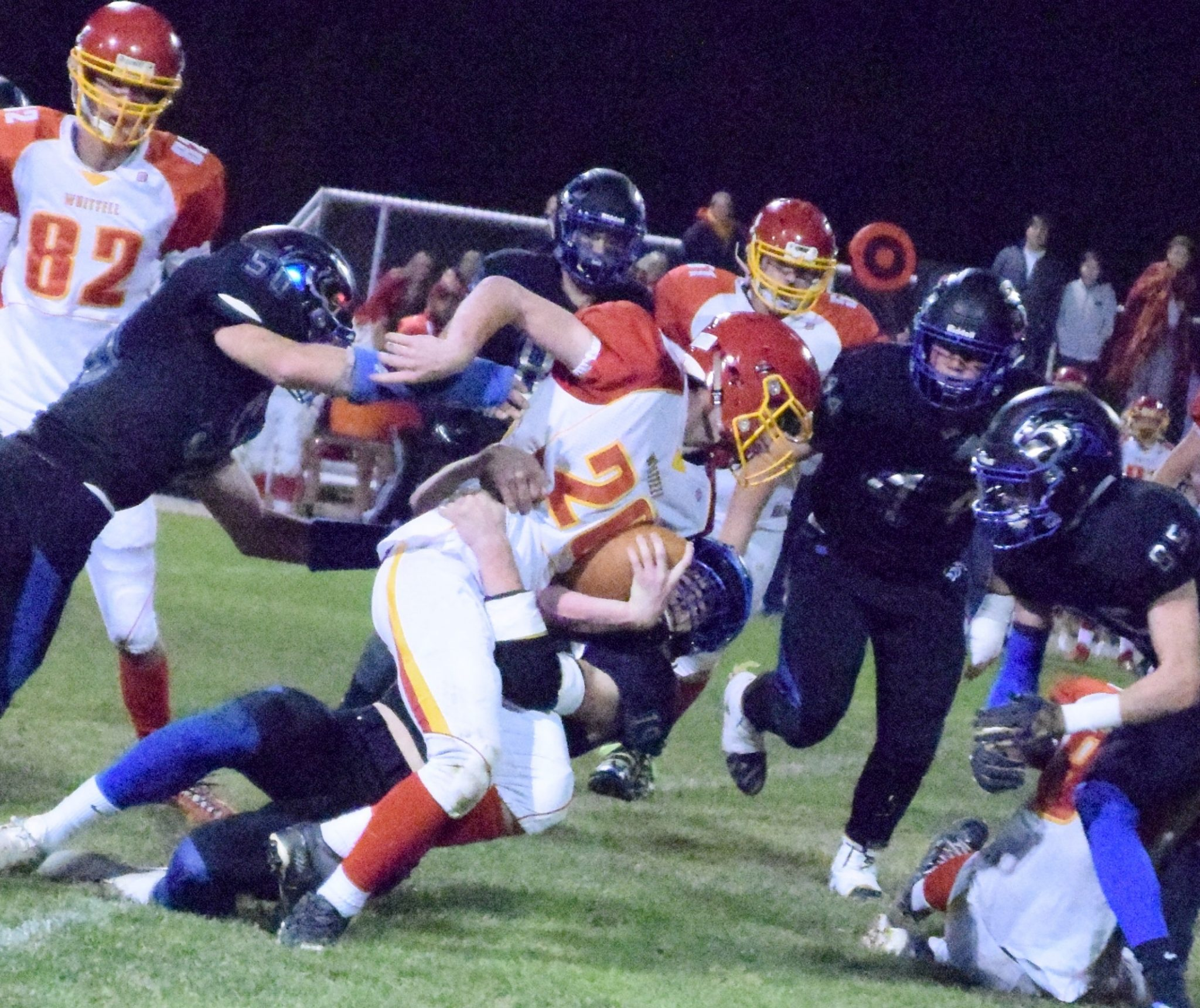 Pahranagat Valley Routs Whittell