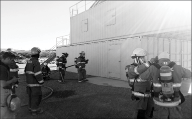 Live Fire Training Exercise Conducted in Panaca