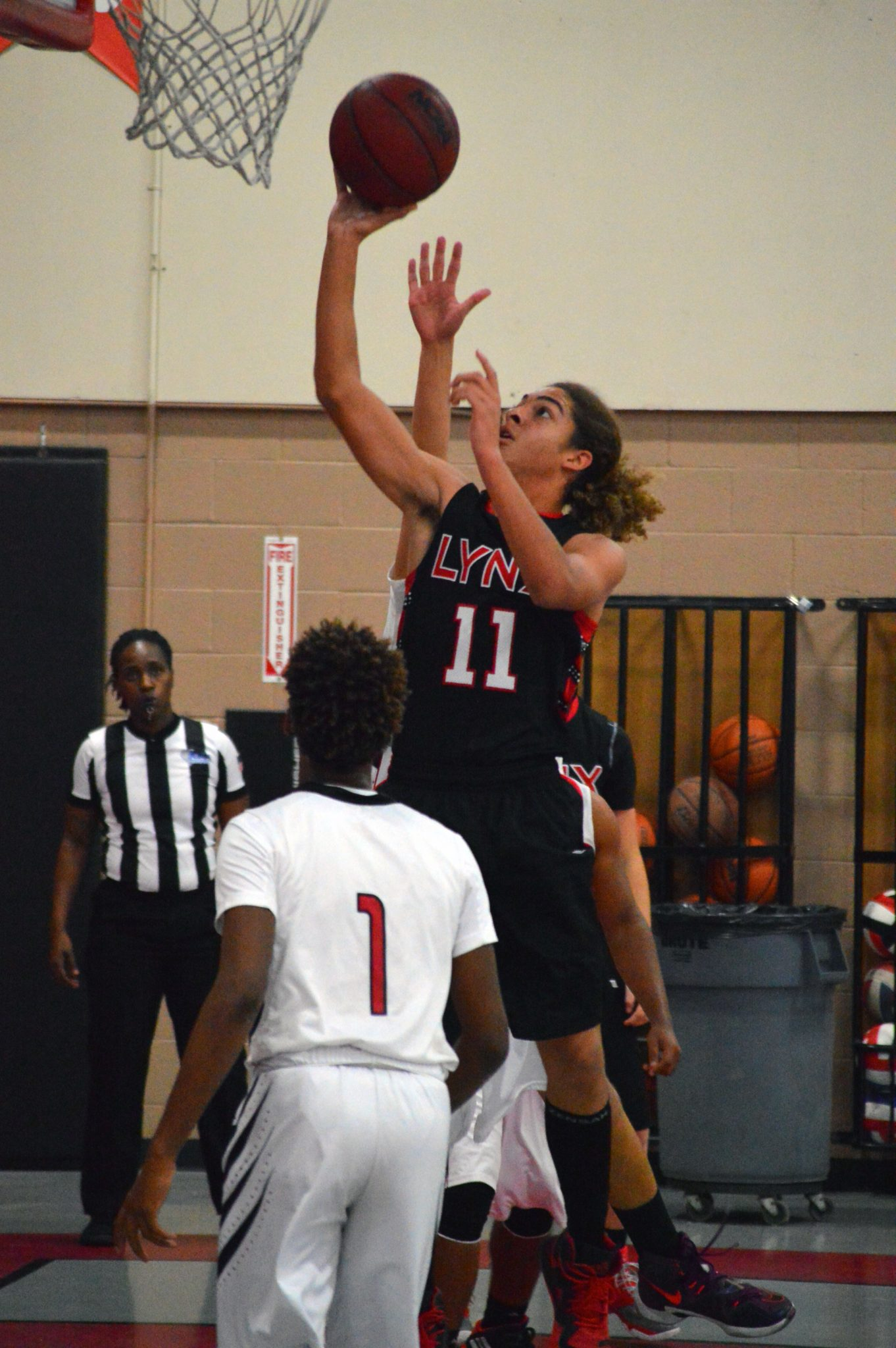 Lincoln Boys Knock off Mountain View, Lake Mead