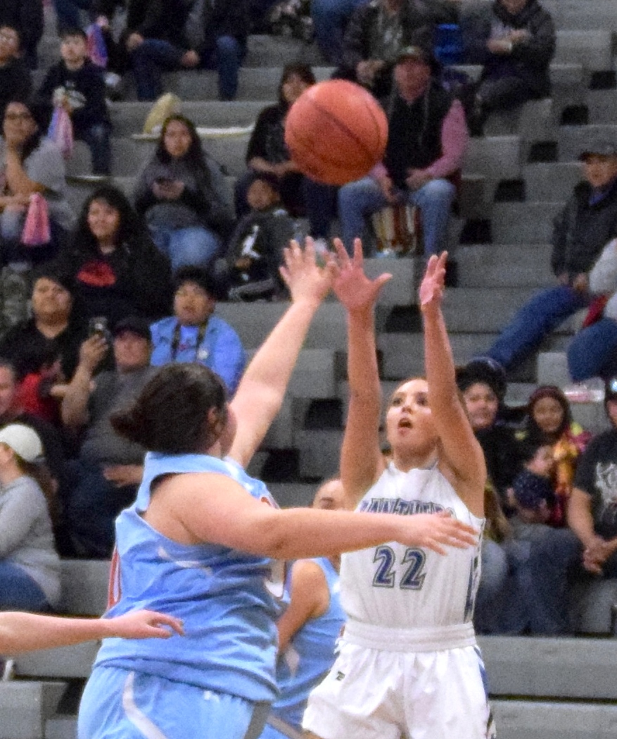 Pahranagat girls lose in state semifinals