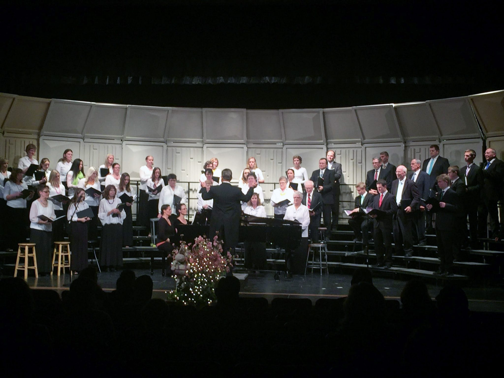 Annual spring concert a hit