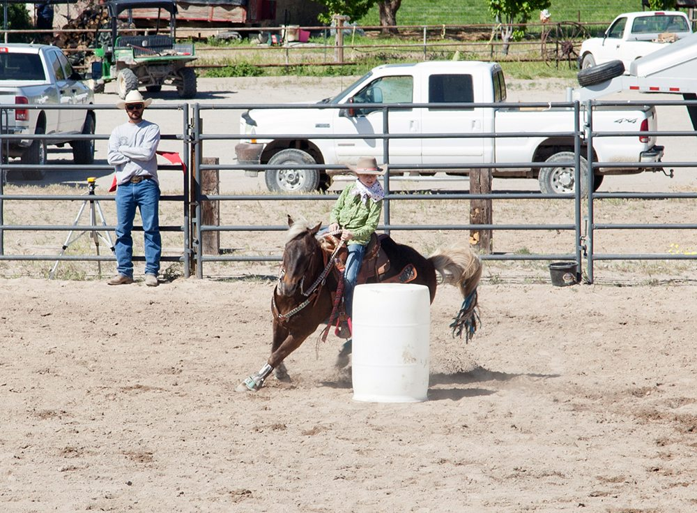 Great Basin Riders gather for Gymkhana