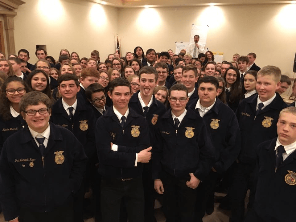 LCHS advisor: 'FFA not just for farmers'