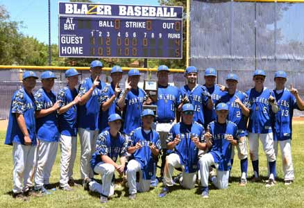 Relief pitching leads to second title for Panthers