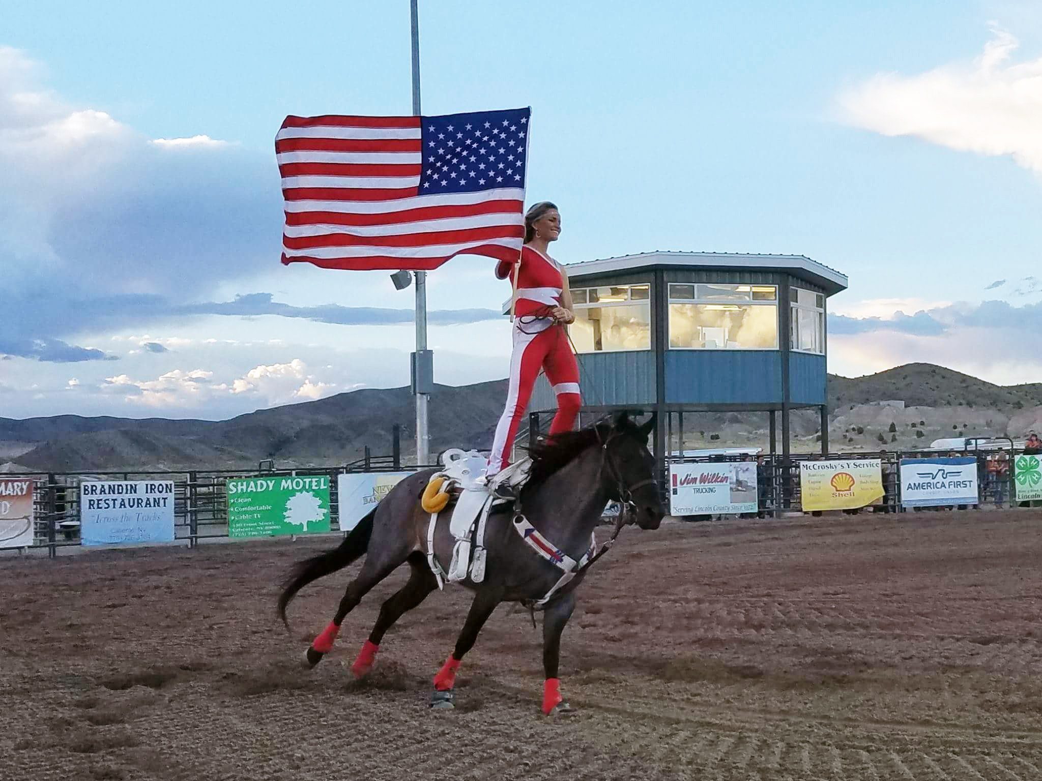 Riata Ranch Cowboy Girls put on Impressive Performance