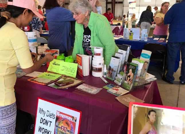 Grover C. Dils holds Annual Health Fair