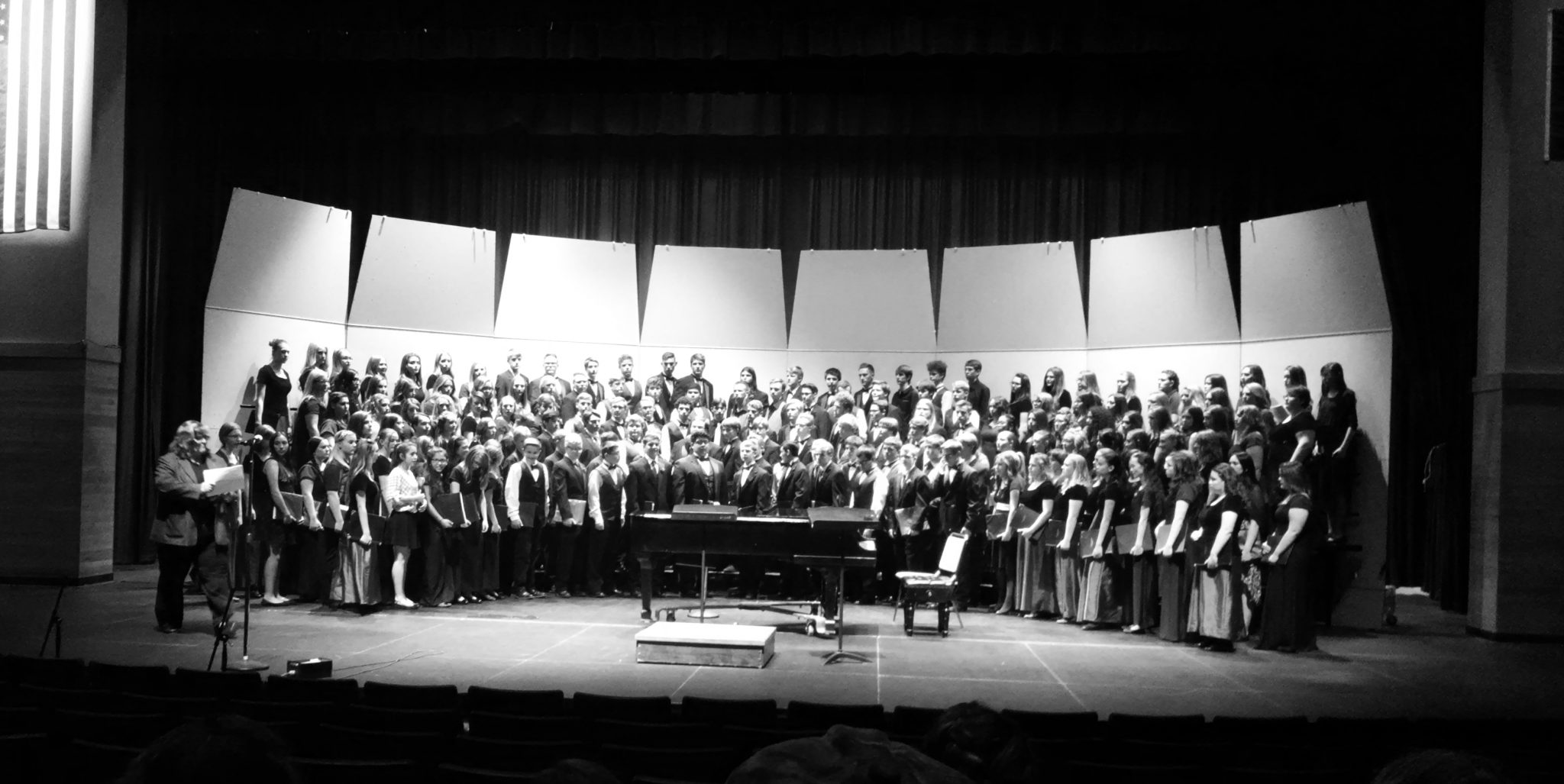 Lincoln Students Participate in Honor Choir