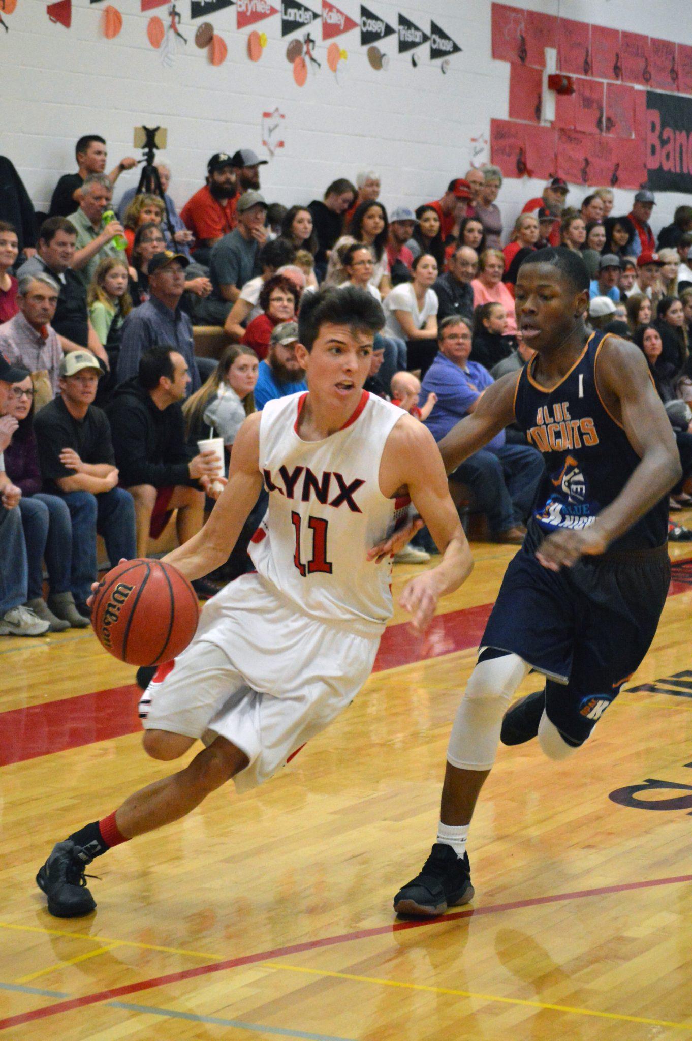 Lynx Finish Season with Win