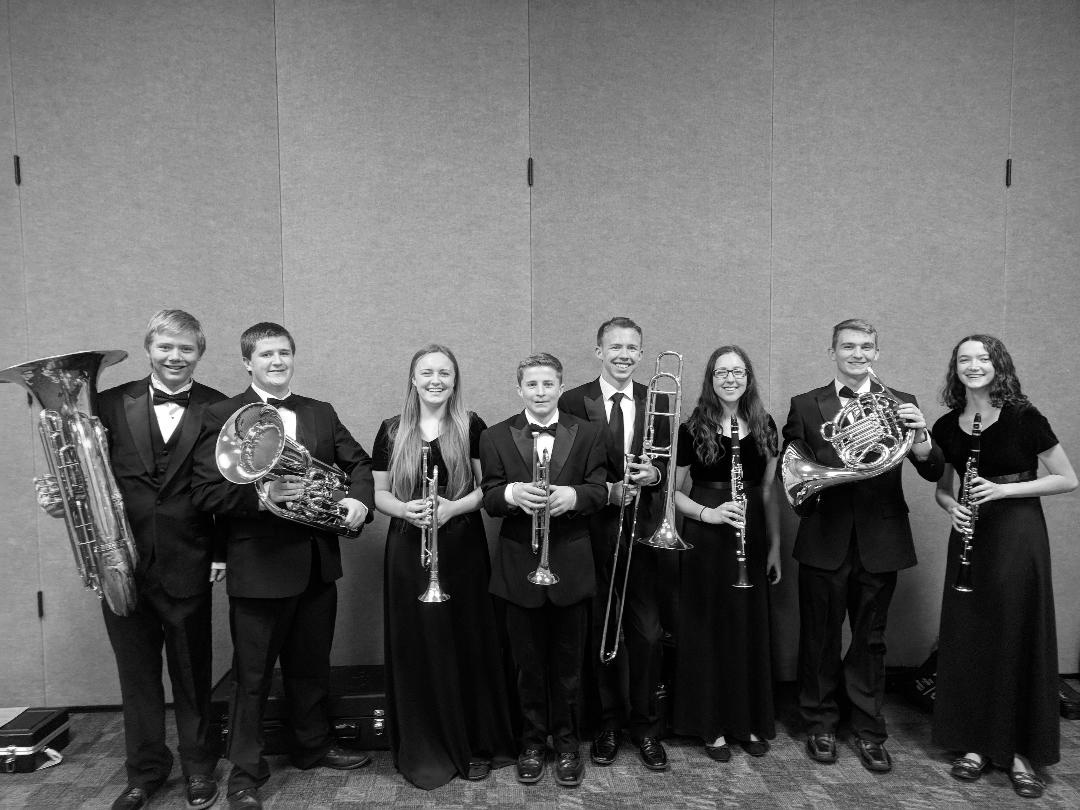 High Honors for Lincoln Band