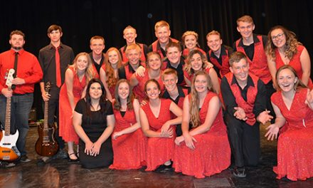 Show Choir Goes 'Back to the Future'