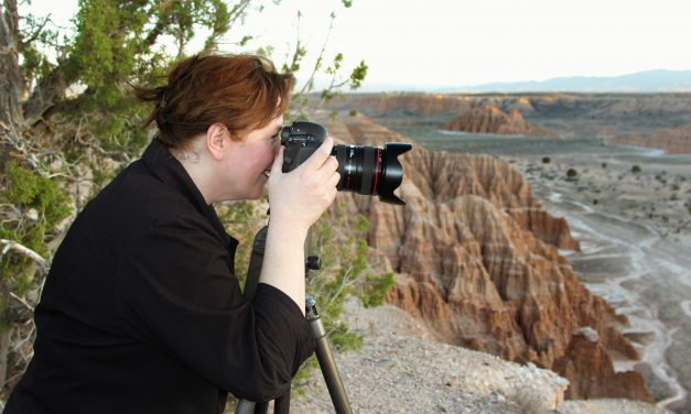 Photographers Visit County to Take Part in New Event