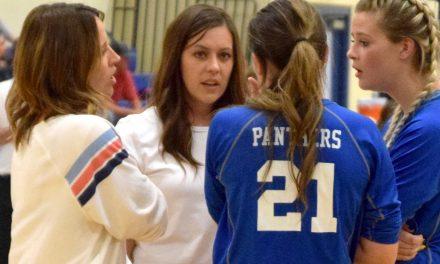 Lady Panthers Drop Season Opener to Moapa Valley