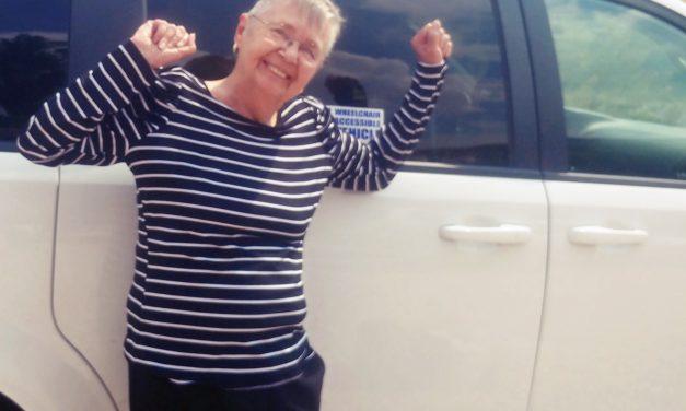 RSVP Holds Blood Drive, Gets New Van