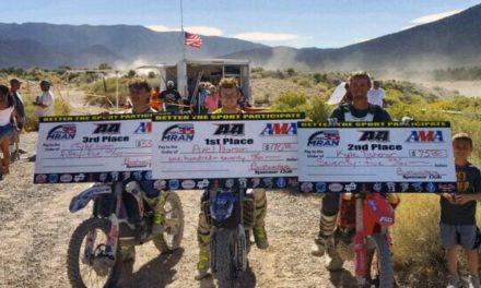 Bushwackers Race Held Near Pioche